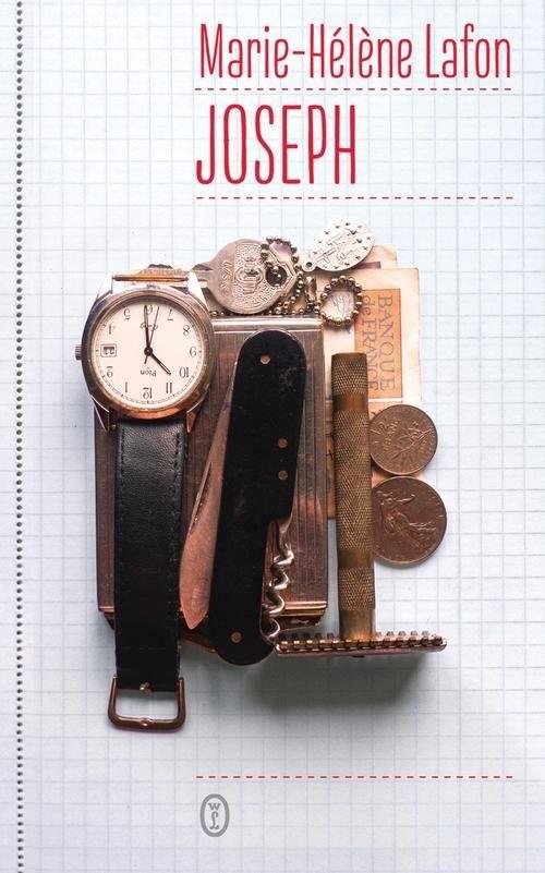 okładka Joseph, Książka | Marie-Hélène Lafon
