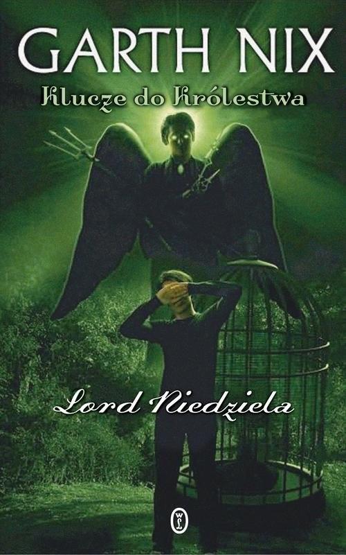 okładka Lord Niedziela, Książka | Garth Nix