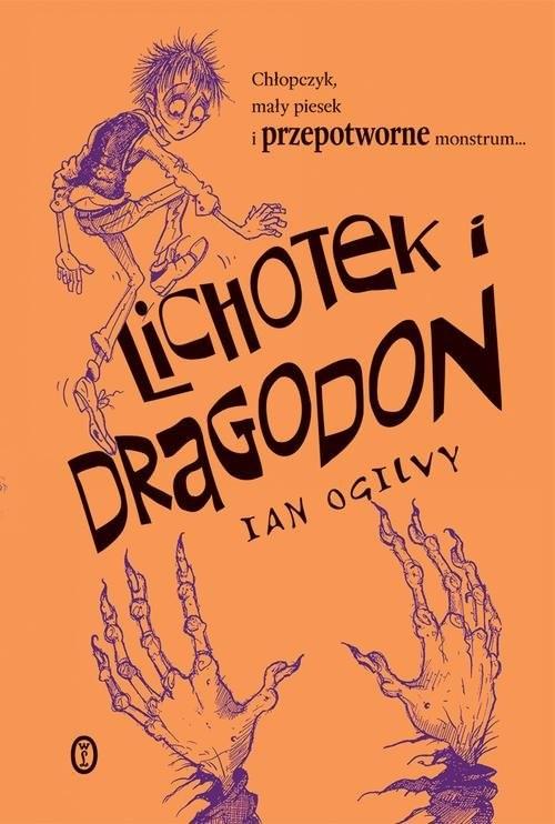 okładka Lichotek i Dragodon, Książka | Ian Ogilvy
