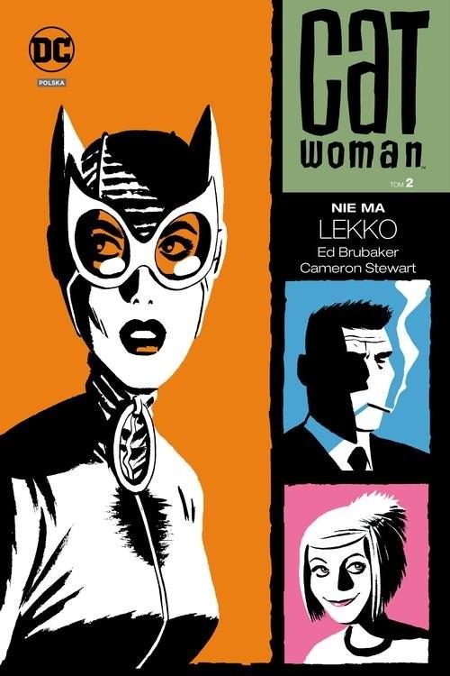 okładka Catwoman Tom 2 Nie ma lekkoksiążka |  | Brubaker Ed