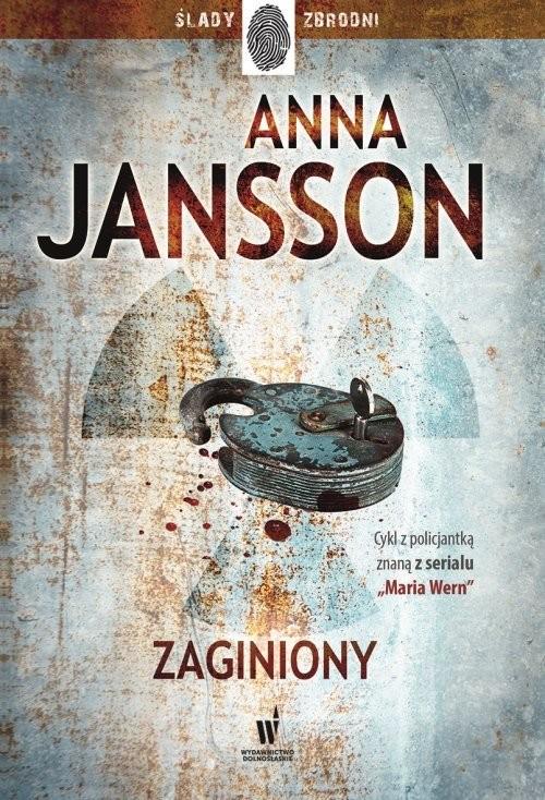 okładka Zaginiony, Książka   Anna Jansson