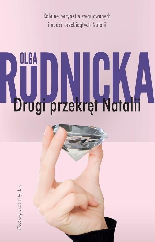 okładka Drugi przekręt Natalii, Książka | Olga Rudnicka