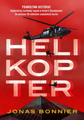 okładka Helikopterksiążka |  | Bonnier Jonas
