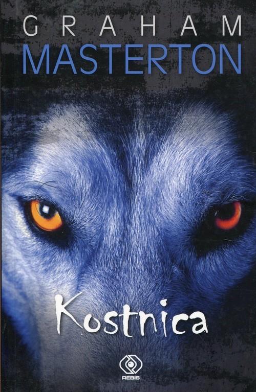 okładka Kostnica, Książka | Masterton Graham
