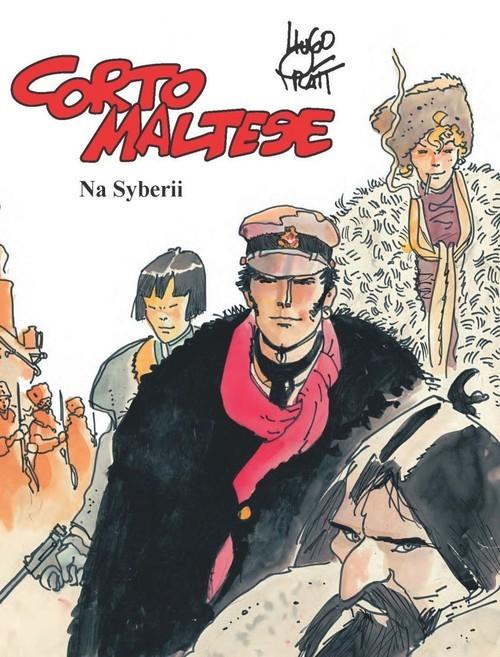 okładka Corto Maltese Tom 6, Książka | Pratt Hugo