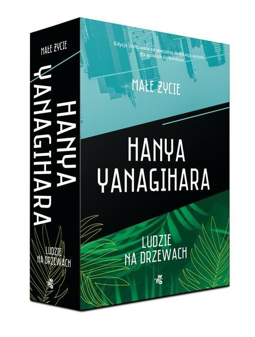 okładka Małe życie / Ludzie na drzewach Pakiet, Książka | Hanya Yanagihara