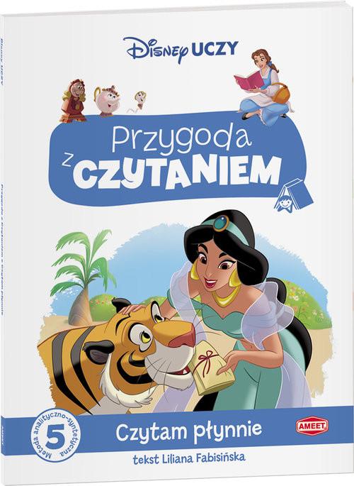 okładka Księżniczka Przygoda z Czytaniem PCA-4, Książka   Fabisińska Lilianna