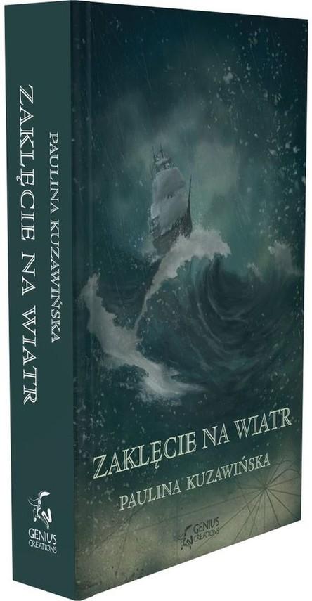 okładka Zaklęcie na wiatr, Książka | Kuzawińska Paulina