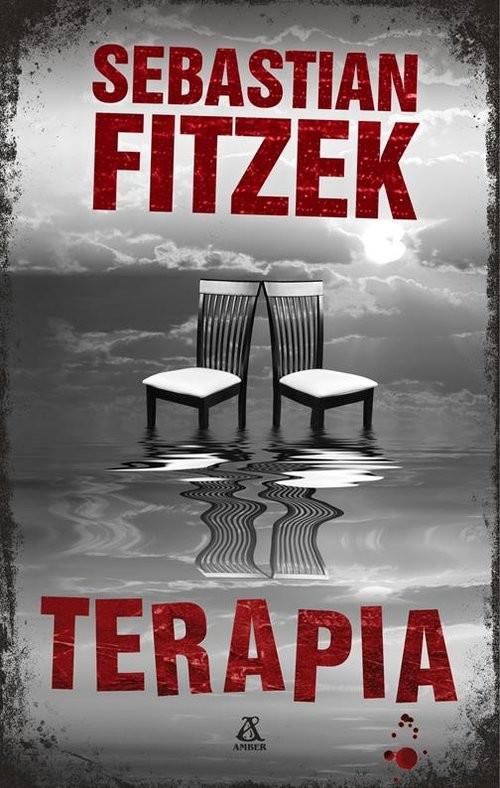 okładka Terapia, Książka   Fitzek Sebastian