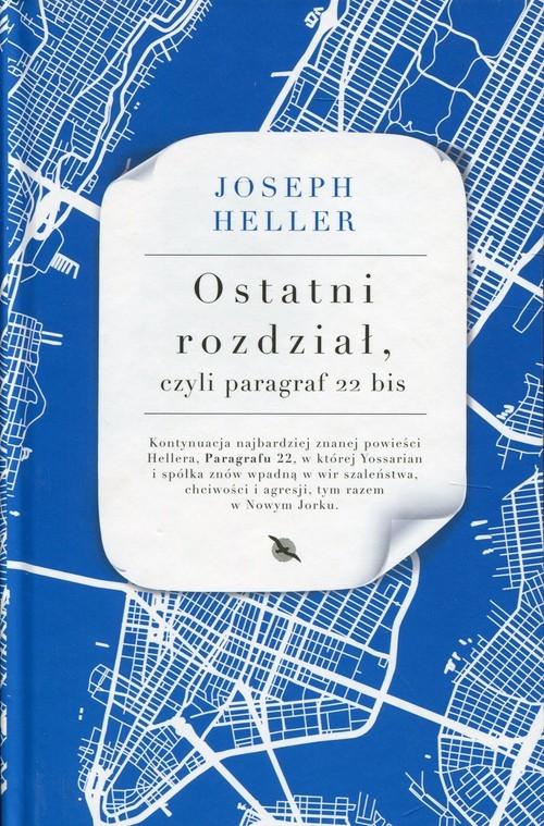 okładka Ostatni rozdział czyli Paragraf 22 bis, Książka | Joseph Heller