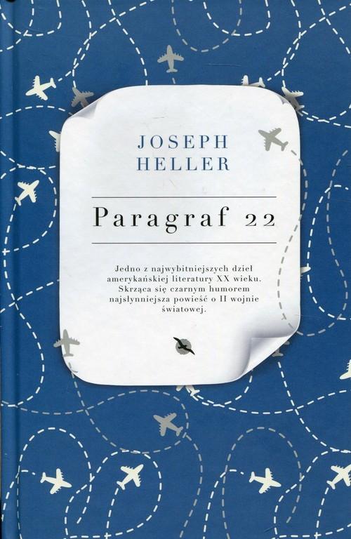 okładka Paragraf 22, Książka | Heller Joseph