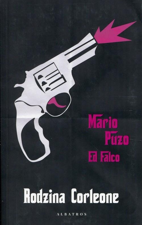 okładka Rodzina Corleone, Książka | Mario Puzo