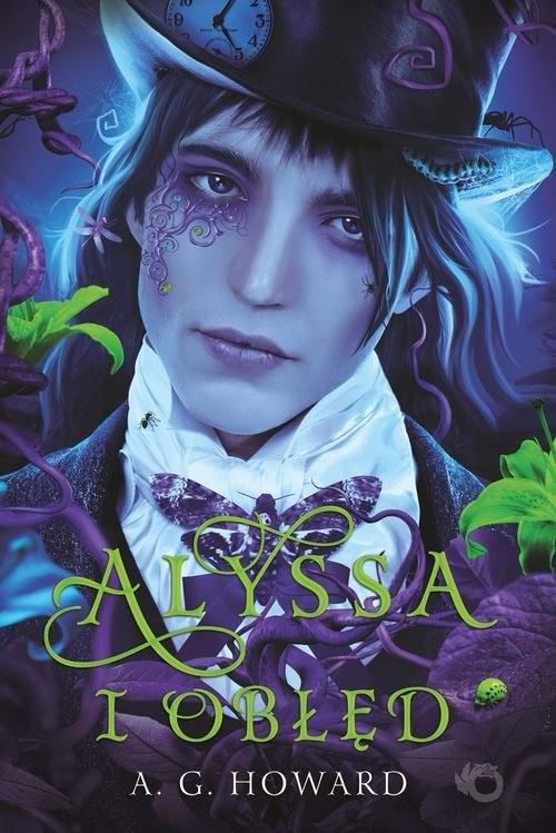 okładka Alyssa i obłęd Tom 2, Książka | Howard A.G.
