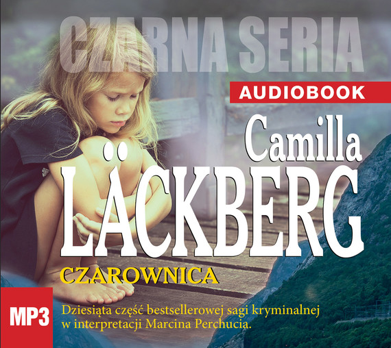okładka Czarownicaaudiobook   MP3   Camilla Läckberg