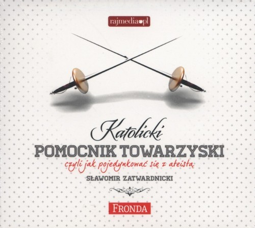 okładka Katolicki pomocnik towarzyski, Audiobook | Sławomir Zatwardnicki