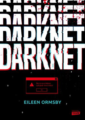 okładka Darknet, Książka | Ormsby Eileen