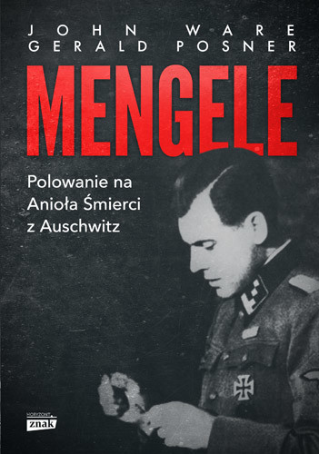 okładka Mengele, Książka | Ware John, Posner Gerald
