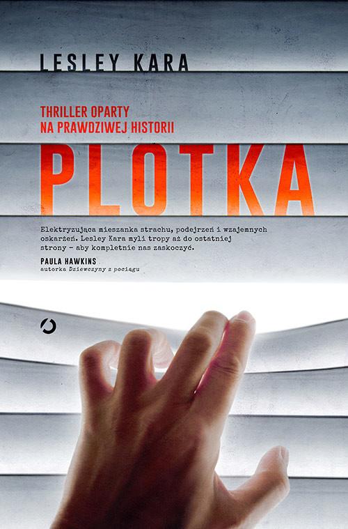 okładka Plotka, Książka | Kara Lesley