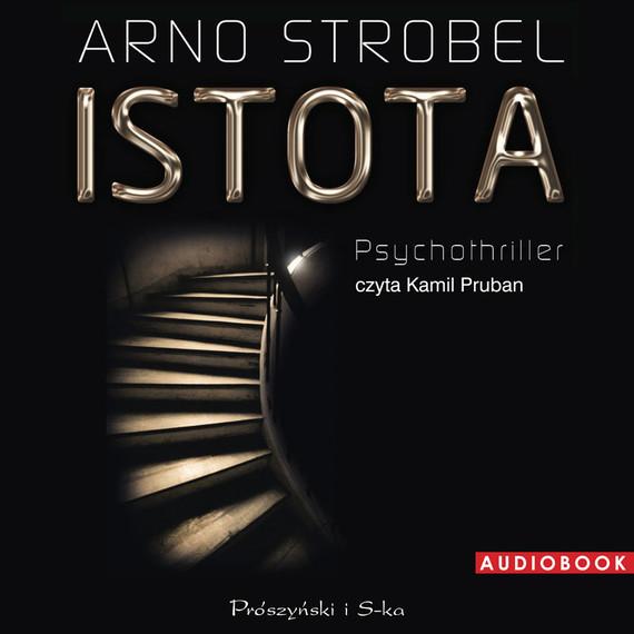 okładka Istota, Audiobook   Arno Strobel