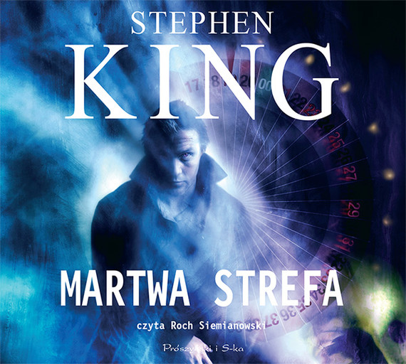 okładka Martwa strefaaudiobook | MP3 | Stephen King