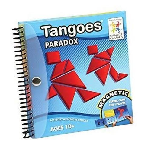 okładka Smart Games Tangramy magnetyczne Paradoks, Książka  