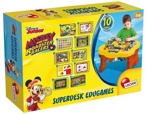 okładka Myszka Miki Superdesk Gry edukacyjneksiążka |  |