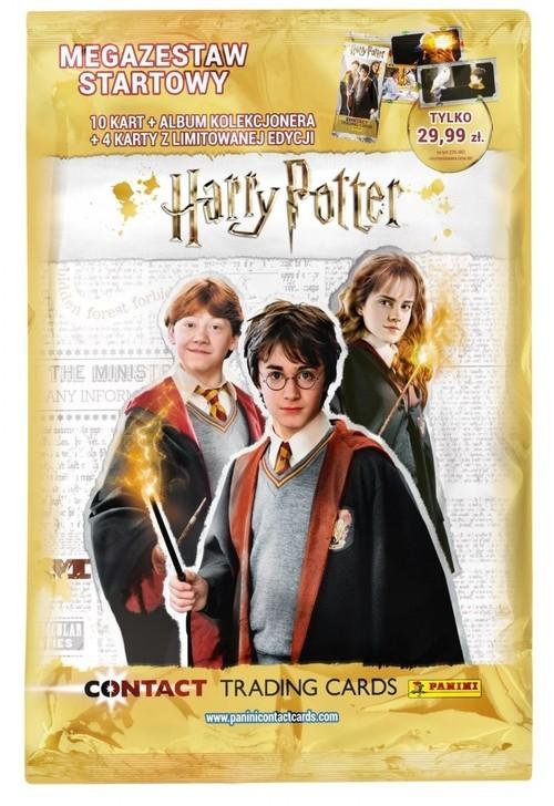 okładka Harry Potter Zestaw startowyksiążka     