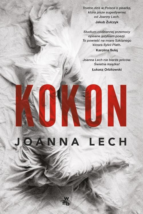 okładka Kokon, Książka   Lech Joanna