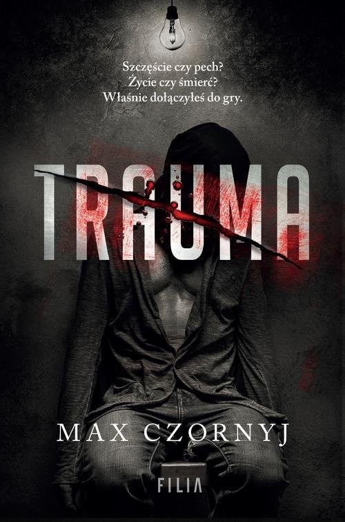 okładka Traumaksiążka      Czornyj Max