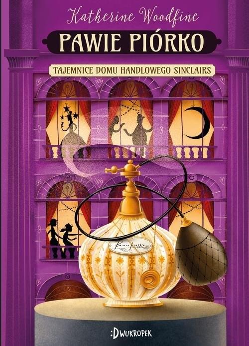 okładka Pawie piórkoksiążka |  | Woodfine Katherin