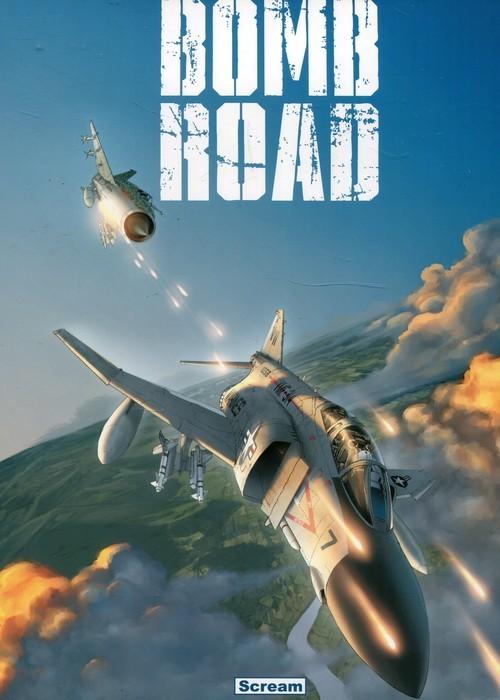 okładka Bomb Road Wydanie zbiorcze, Książka | Koeniguer Michel