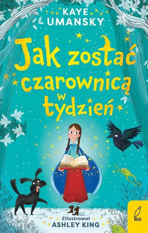okładka Jak zostać czarownicą w tydzień Tom 1, Książka | Umansky Kaye