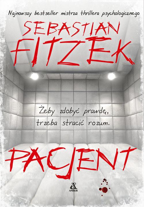 okładka Pacjent, Książka | Fitzek Sebastian