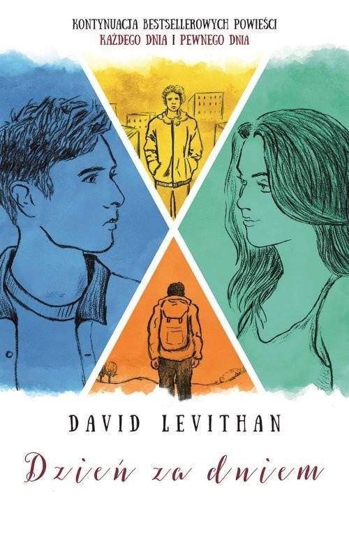 okładka Dzień za dniem, Książka | David Levithan
