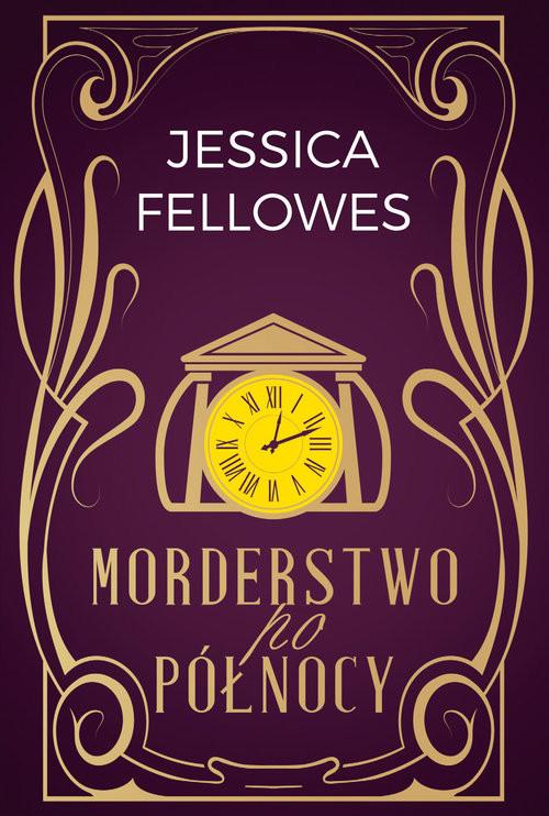 okładka Morderstwo po północy, Książka | Fellowes Jessica