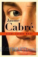 okładka Kiedy zapada mrok, Książka | Cabre Jaume