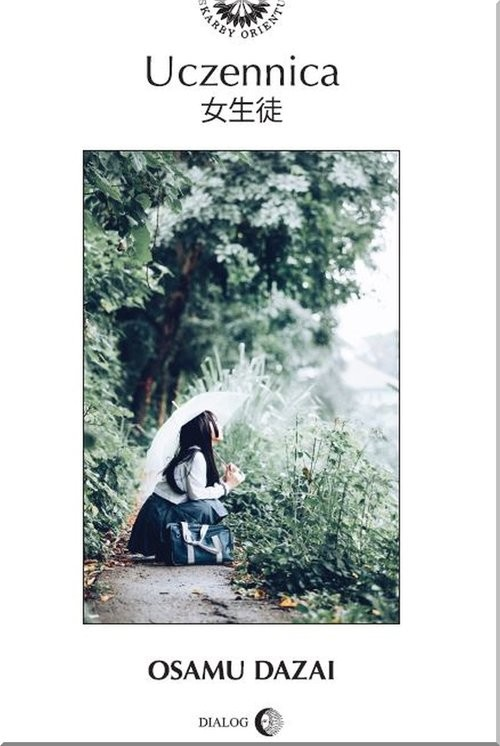 okładka Uczennica, Książka | Osamu Dazai