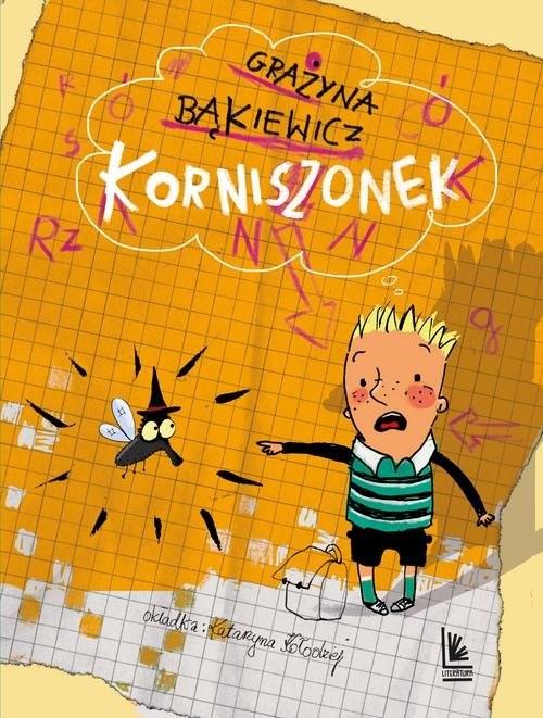 okładka Korniszonek, Książka | Bąkiewicz Grażyna