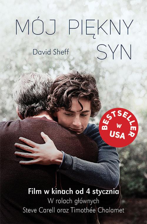 okładka Mój piękny syn, Książka | Sheff David