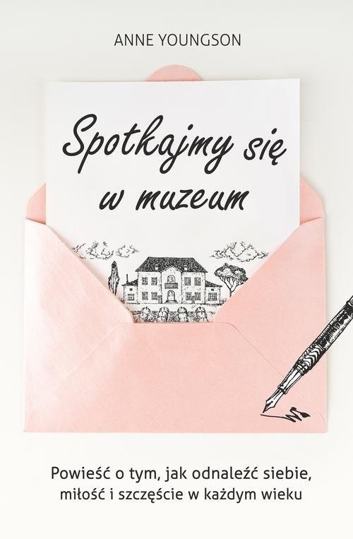 okładka Spotkajmy się w muzeum, Książka   Youngson Anne