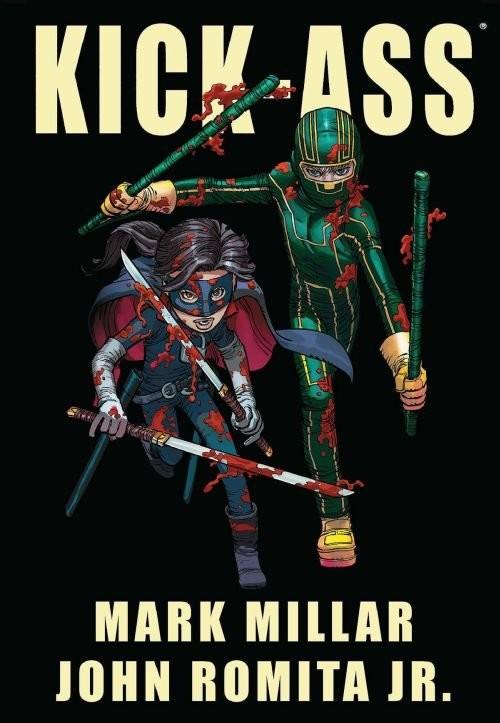 okładka Kick-Ass - 1, Książka | Millar Mark