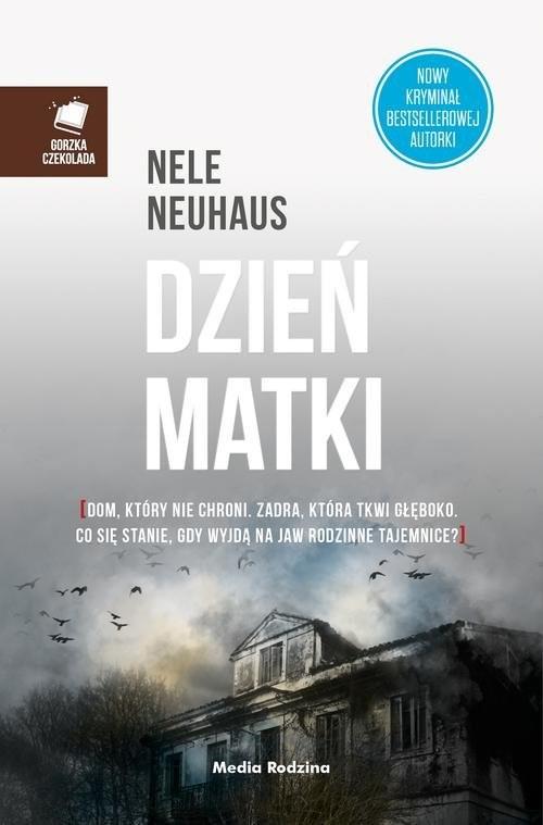 okładka Dzień Matki, Książka | Nele Neuhaus