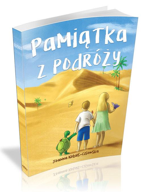 okładka Pamiątka z podróży, Książka   Kobus-Cisowska Joanna