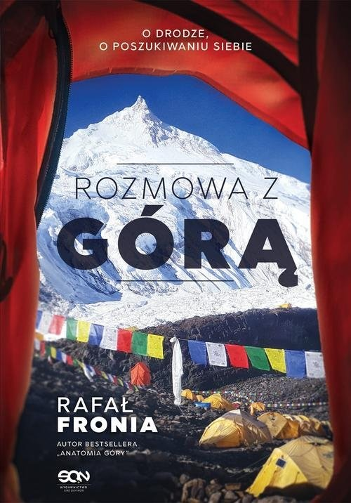 okładka Rozmowa z Górą, Książka | Fronia Rafał