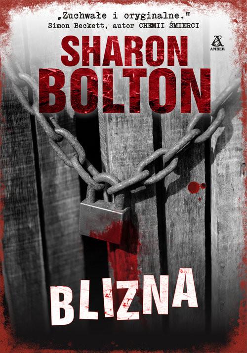 okładka Blizna, Książka   Bolton Sharon