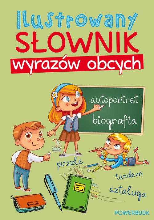 okładka Ilustrowany słownik wyrazów obcych, Książka |