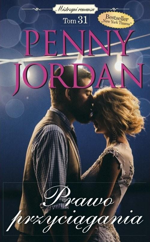 okładka Mistrzyni romansu Tom 31 Prawo przyciągania, Książka | Jordan Penny