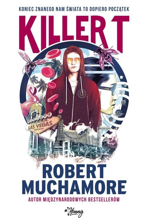 okładka Killer T, Książka | Muchamore Robert