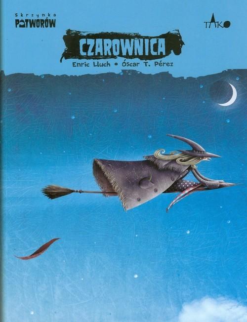 okładka Czarownica t.1, Książka   Enric Lluch, Oscar T. Perez