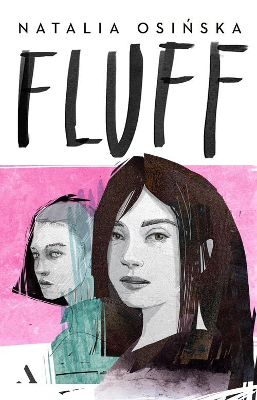 okładka Fluff, Książka | Osińska Natalia